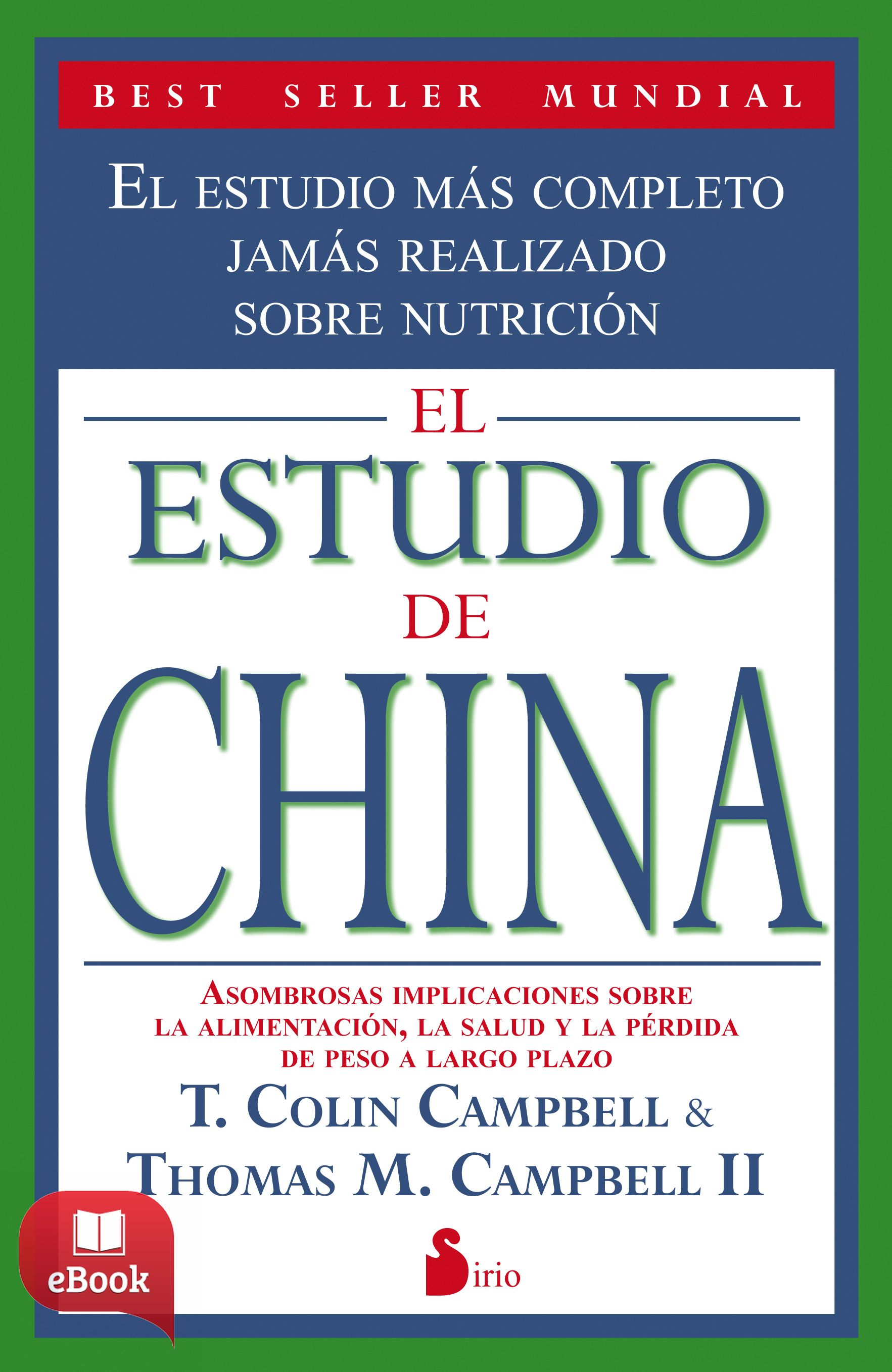 ESTUDIO DE CHINA, EL - EBOOK -