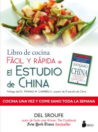 LIBRO COCINA FACIL Y RAPIDA, ESTUDIO DE CHINA