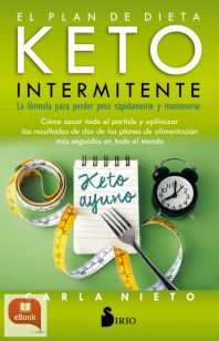 PLAN DE DIETA KETO INTERMITENTE, EL - EBOOK -